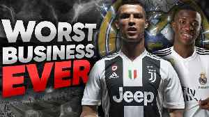 10 Teams Who Had The WORST Transfer Window! [Video]