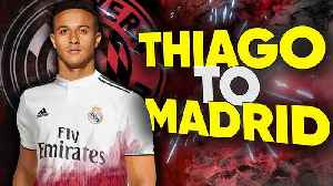 REVEALED: Real Madrid Close to Signing Thiago Alcantara From Bayern Munich! | #VFN [Video]
