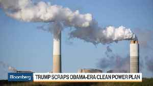 Trump Eases Regulations on Coal-Fired Power Plants [Video]