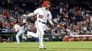 Daniel Murphy Traded To Cubs As Nationals Fire Sale Begins [Video]