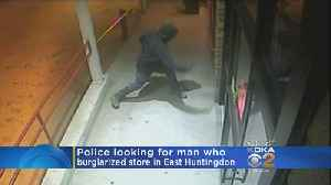 State Police Searching For Burglar In East Huntingdon Township [Video]