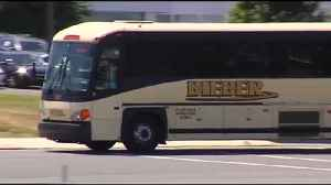 VIDEO: Bieber bus to stop operating at Port Authority Bus Terminal in Manhattan [Video]