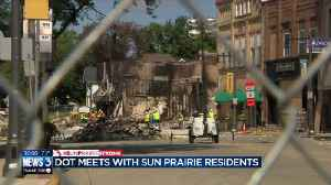 'You're not going to see six months here:' Transportation dept. updates Sun Prairie residents [Video]