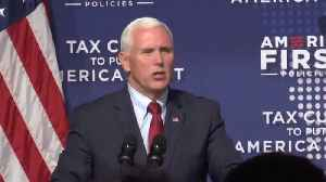 VP in Cleveland [Video]