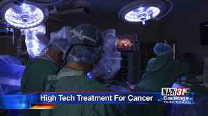 High Tech Treatment For Cancer [Video]