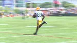 Packers Training Camp: Day 4 Recap from Lambeau [Video]