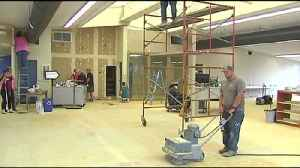 VIDEO: Reading Public Library northeast branch gets makeover [Video]