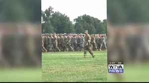 Ole Miss Army ROTC cadet receives high honor at Fort Knox [Video]