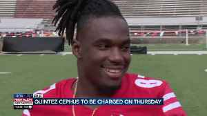 Badgers WR Quintez Cephus will be in court on Thursday after sexual assault charges filed [Video]