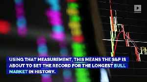 Stock Market Set for Longest Rally in History [Video]