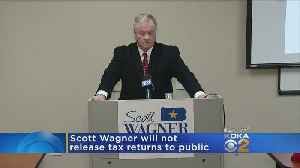 GOP Gubernatorial Candidate Wagner Says He Doesn't Want Workers Knowing What He Makes [Video]