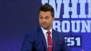Nick Swisher on Cubs trading for Daniel Murphy and Yu Darvish going on DL [Video]
