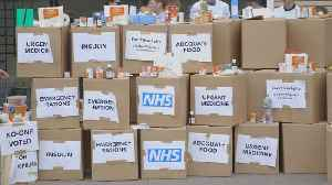 Stockpiling Supplies For A Hard Brexit [Video]