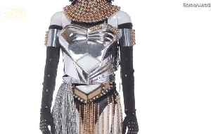 You Can Own Whitney Houston's Queen of the Night Costume from 'The Bodyguard' [Video]