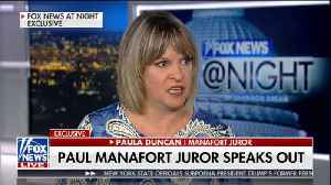 Manafort trial juror says lone holdout blocked conviction on all counts [Video]