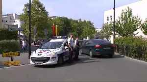 Two killed in knife attack in Paris suburb [Video]