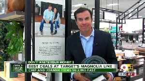 Tricks for shopping Target's Chip and Joanna Magnolia line [Video]