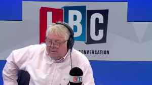 Nick Ferrari Asks Tom Watson The Question Corbyn Couldn't Answer [Video]