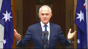 Beleaguered Australian PM Turnbull clings to power [Video]