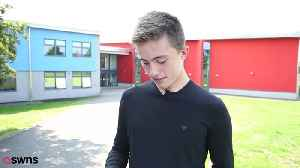 Boy achieves top GCSE results [Video]