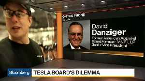 What Tesla's Board Can Learn About Handling a CEO [Video]