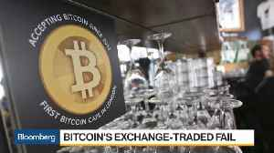 SEC Denies New Requests For Bitcoin-Backed ETFs [Video]