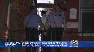 Woman Found Shot Dead Inside Apartment In Wissinoming [Video]