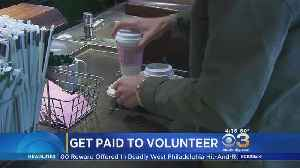 Starbucks Will Start Paying Employees To Volunteer 20 Hours A Week [Video]