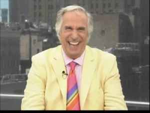 The Fonz Better Late then Never [Video]