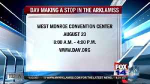 MSO to stop in West Monroe Tuesday morning [Video]