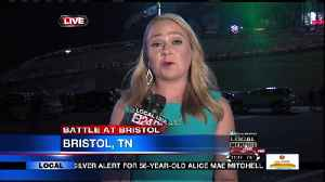 Jessica Benson at Battle at Bristol [Video]