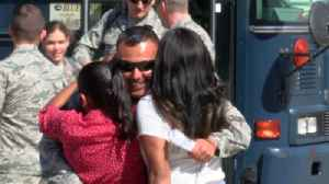 Members of 144th Fighter Wing return to Fresno [Video]