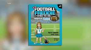 Blending Football with Local History: Author Talks Family's NFL Dynasty and New Children's Book [Video]