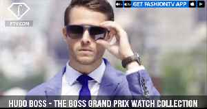 Adam Gallagher for Hugo Boss The BOSS Grand Prix watch collection in NYC | FashionTV | FTV [Video]