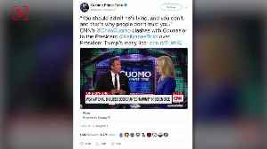 CNN's Cuomo to Kellyanne Conway: Your Lying is 'Why People Don't Trust You' [Video]