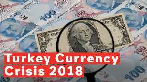 Turkey's Currency Crisis 2018 Explained [Video]