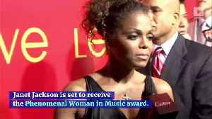 Janet Jackson to Receive Honor at 'Black Girls Rock' [Video]
