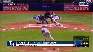Tampa Bay Rays beat Kansas City Royals 6-3 for 4th straight win [Video]