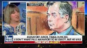 Juror Paula Duncan Speaks With Fox News About Trial [Video]