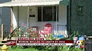 Police: West Price Hill woman 'viciously mauled' to death by dog [Video]