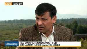 Ex-RBI Governor Rajan Sees Emerging Markets as a Global Risk [Video]