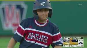 Staten Island Teams Loses To Georgia 7-3 In Little League World Series [Video]