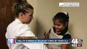 Group dedicated to children's health turns 25 [Video]