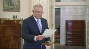 Scott Morrison in as new prime minister of Australia [Video]