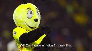 Hodgson takes aim at Watford's 'disgraceful' diving mascot [Video]
