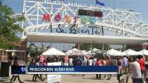 Weekend Events: Sports, art and culture, oh my! [Video]