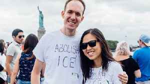 Couple Turned Away at Statue of Liberty for 'Abolish ICE' shirts [Video]