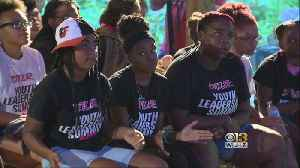 Summer Camp Allows At-Risk Baltimore Youth To See Officers In A New Light [Video]