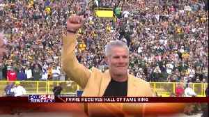 Packers Favre [Video]