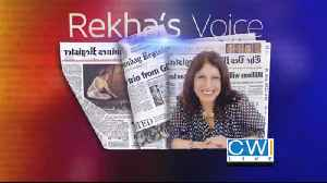 Rekha's Voice - October 26, 2016 [Video]
